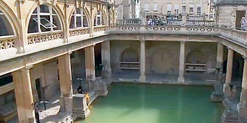 История бани