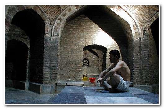 Что такое турецкая баня хамам