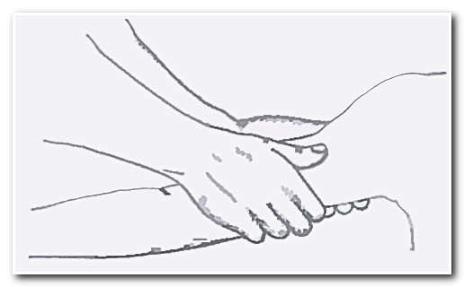 Приемы массажа в бане - разминание