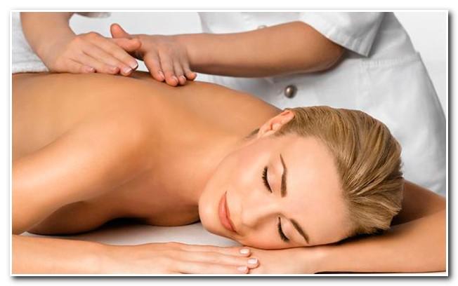 Основные приемы массажа и вибрация