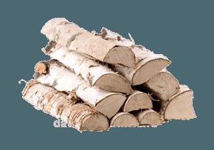 Как правильно топить баню – березовые дрова