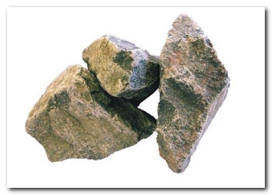 Камни для бани – габрро-диабаз
