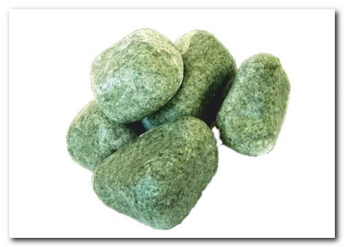 Камни для бани – жадеит