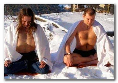 Русская баня и правила ее посещения