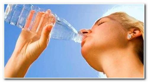 Как правильно пить в бане