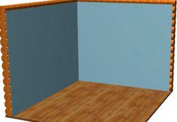 Подготовка стены под обшивку - укладка защитной мембраны