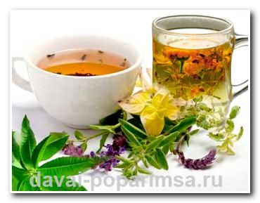 Чай для бани. Рецепты и описание
