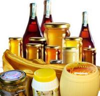 Купажированный мед в бане