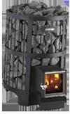 Электрическая печь-каменка для бани