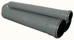 Пластиковые трубы для бани
