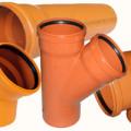 Наружные трубы для бани