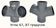 Трубы для бани и фасонная арматура