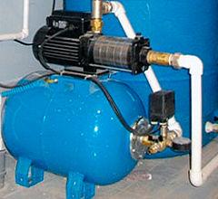Холодное водоснабжение - гидроаккумулятор