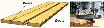 Деревянные лавки для бани - изготовление