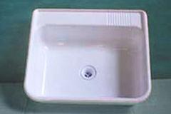 Установка раковины в бане