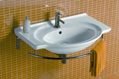 Установка раковины своими руками в бане