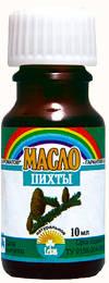 Пихтовое эфирное масло