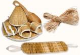 Вязание мочалок для бани – хобби или необходимость